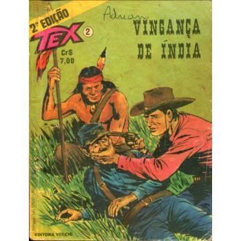 Tex 2 (1977) 2a Edição