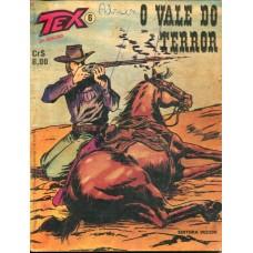 Tex 6 (1977) 2a Edição