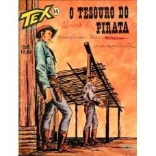 Tex 14 (1978) 2a Edição