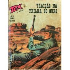 Tex 15 (1978) 2a Edição
