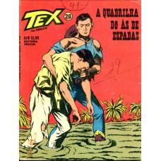 Tex 20 (1978) 2a Edição
