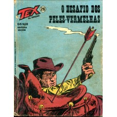 Tex 26 (1979) 2a Edição