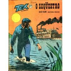 Tex 27 (1979) 2a Edição