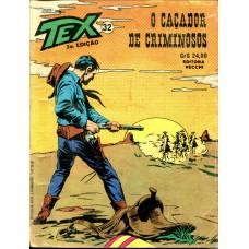 Tex 32 (1979) 2a Edição