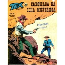 Tex 38 (1980) 2a Edição