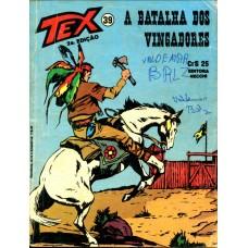 Tex 39 (1980) 2a Edição