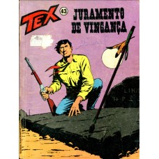 Tex 43 (1980) 2a Edição