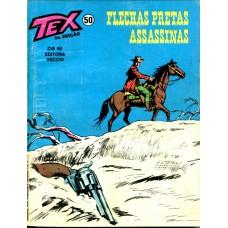 Tex 50 (1981) 2a Edição