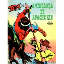 Tex 56 (1981) 2a Edição