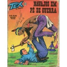 Tex 34 (1980) 2a Edição