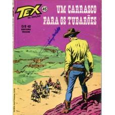 Tex 45 (1980) 2a Edição