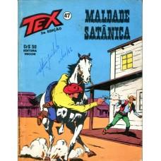 Tex 47 (1981) 2a Edição