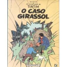 21695 Tintim 21 (1970) O Caso Girassol Editora Record