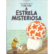 37754 Tintim 1 (1970) A Estrela Misteriosa Editora Record