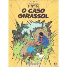 37755 Tintim 21 (1970) O Caso Girassol Editora Record