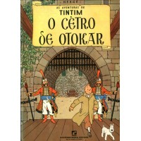 Tintim 2 (1970) O Cetro de Otokar