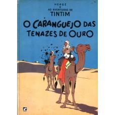 Tintim 25 (1970) O Caranguejo das Tenazes de Ouro