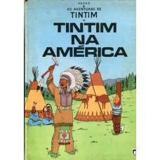 Tintim 3 (1970) Tintim na América