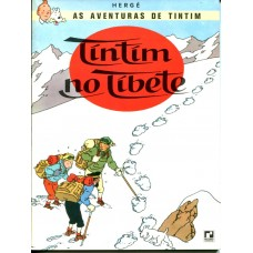 Tintim 15 (1970) Tintim no Tibete