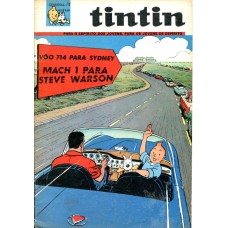 Tintim Semanal 12 (1968)