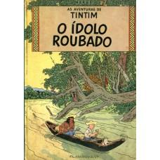 Tintim 11 (1968) O Ídolo Roubado