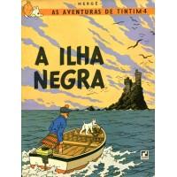 Tintim 4 (1970) A Ilha Negra