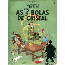 Tintim 5 (1970) As Sete Bolas de Cristal