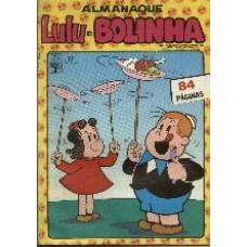 18355 Almanaque Lulu e Bolinha 27 (1991) Editora Abril