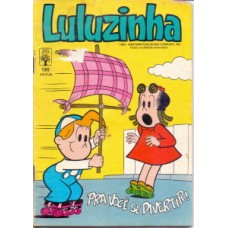 37667 Luluzinha 190 (1990) Editora Abril