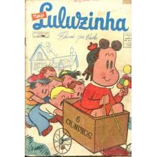 41425 Luluzinha 5 (1965) Editora O Cruzeiro