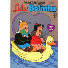 Almanaque Lulu e Bolinha 21 (1987)