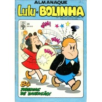 Almanaque Lulu e Bolinha 26 (1990)