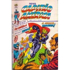 37574 Capitão América 11 (1975) Bloch Editores