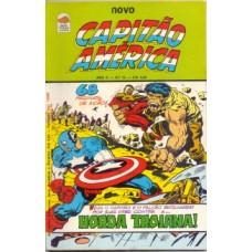 37578 Capitão América 15 (1976) Bloch Editores