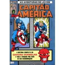 39409 Capitão América 165 (1993) Editora Abril