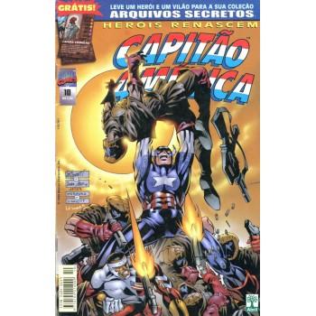 Capitão América 10 (1998) Heróis Renascem