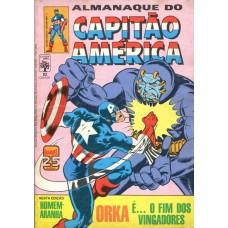 Capitão América 82 (1986)
