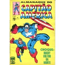 Capitão América 83 (1986)