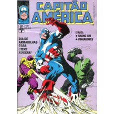 Capitão América 132 (1990)