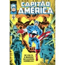 Capitão América 134 (1990)