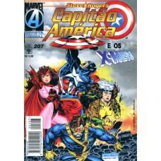 Capitão América 207 (1996)