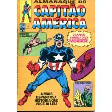 Capitão América 40 (1982)