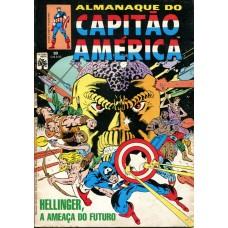Capitão América 89 (1986)