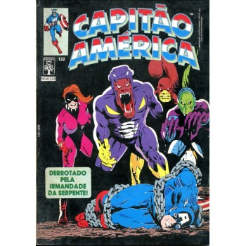 Capitão América 122 (1989)