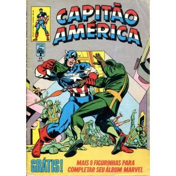 Capitão América 22 (1981)