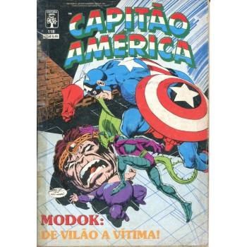 Capitão América 118 (1989)
