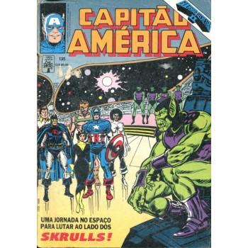 Capitão América 135 (1990)