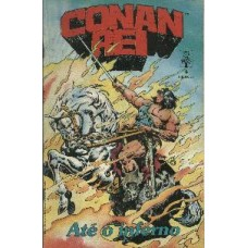 29030 Conan Rei 6 (1990) Editora Abril