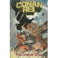 29033 Conan Rei 9 (1990) Editora Abril