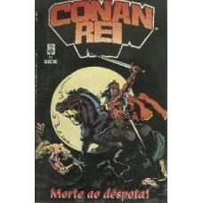 29036 Conan Rei 12 (1991) Editora Abril